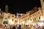 old town night
